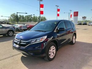 2015 Honda CR-V SE- 5 YR 100,000KM Warranty, 2 Sets of Tires