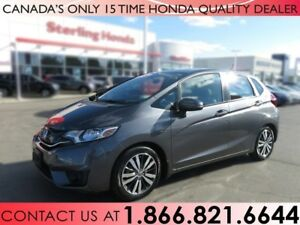 2015 Honda Fit EX-L | HONDA PLUS | WINTER TIRES | 1 OWNER