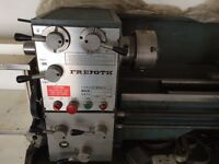 Manual lathe, portable mill, tools, tooling everything must go