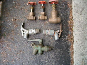 Barrel valves, $5 each Peterborough Peterborough Area image 1