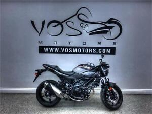 2018 Suzuki SV650XAL8 - V2987NP - No Payments for 1 Year**