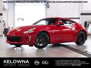 2017 Nissan 370Z Coupe Base with Manual Transmission