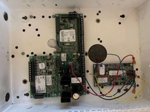 GE Interlogix 650-3600 Security Panel with Enclosure