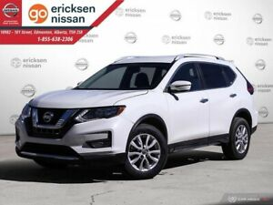 2017 Nissan Rogue SV: AWD, POWER WINDOWS, BACKUP CAMERA, BLUETOO
