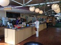 Barista/ cafe asssitant
