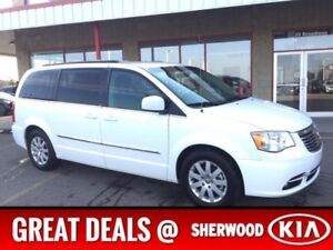 2014 Chrysler Town & Country STOW & GO TOURING Heated Seats,  Ba