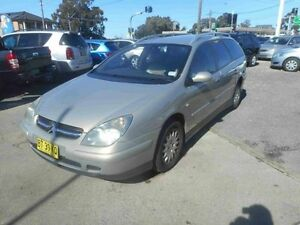 2004 Citroen C5 HDi Gold 4 Speed Auto Active Sequential Wagon Greenacre Bankstown Area Preview