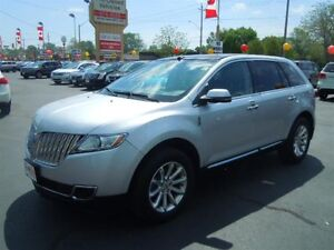 2013 LINCOLN MKX BASE- SUNROOF, NAVIGATION SYSTEM, REAR VIEW CAM