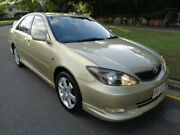 2002 Toyota Camry MCV36R Sportivo Gold Metallic 5 Speed Manual Sedan Chermside Brisbane North East Preview