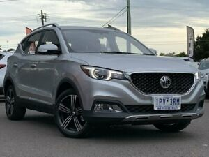 2018 MG ZS Silver Automatic Wagon Hoppers Crossing Wyndham Area Preview