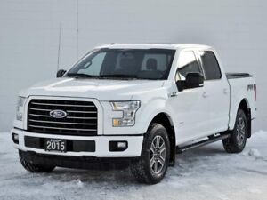 2015 Ford F-150 FX4 SuperCrew