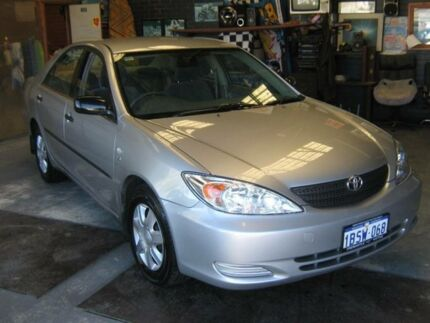 2004 Toyota Camry MCV36R Altise Silver 4 Speed Automatic Sedan Fremantle Fremantle Area Preview