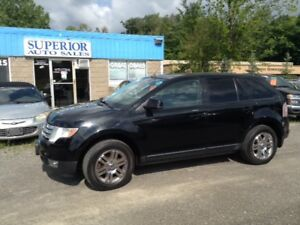 2007 Ford Edge SEL Fully Certified! No Accidents!
