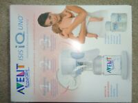 AVENT iQ Breast Pump