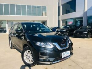 2018 Nissan X-Trail T32 Series II TS X-tronic 4WD Black 7 Speed Constant Variable Wagon Ravenhall Melton Area Preview