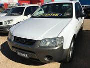 2005 Ford Territory SY TS (RWD) 4 Speed Auto Seq Sportshift Wagon Hoppers Crossing Wyndham Area Preview