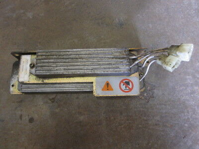 Toyota 5fbcu15 Electric Forklift Resistor Panel 24350-13300-71