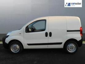 2013 Peugeot Bipper 1.3 HDi 75 S [non Start/Stop] Diesel white Manual