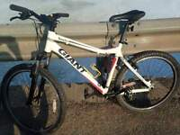 Wanted stolen giant  rincon bike