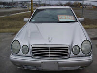 1994- E- 320- Benz> $4000.00 CERTIFIED & E-TESTED! MINT!  MINT!
