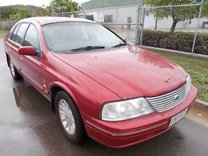 1999 Ford Fairlane Sedan Mount Louisa Townsville City Preview