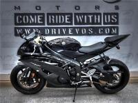 2011 Yamaha YZF-R6 - V1796 - Don't pay until 2016**