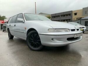 1997 Holden Commodore VSII Acclaim Silver 4 Speed Automatic Wagon Edgeworth Lake Macquarie Area Preview
