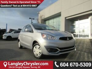 2017 Mitsubishi Mirage ES <b>*AIR CONDITIONING*BLUETOOTH*ACCI...