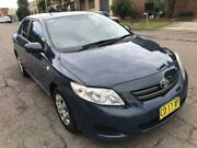2007 Toyota Corolla ZRE152R Ascent Blue 4 Speed Automatic Sedan Greenacre Bankstown Area Preview