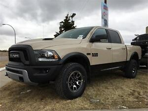 2017 RAM 1500 REBEL NEW THIS YEAR IN MOJAVE SAND, CHECK IT OUT !