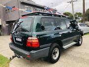1998 Toyota Landcruiser FZJ105R GXL (4x4) Green 4 Speed Automatic 4x4 Wagon Brooklyn Brimbank Area Preview
