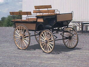 wagons sleighs carts vis-a-vis all new ! from Roberts
