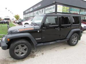 2010 Jeep Wrangler Unlimited Mountain SOLD