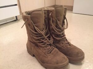 Bottes Airsoft, Paintball Tan 8.5 homme