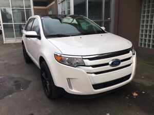 2014 FORD EDGE SEL AWD SUNROOF NAVIGATION REAR CAMERA