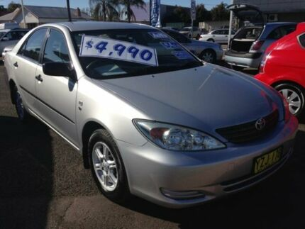 2003 Toyota Camry MCV36R Altise Silver 4 Speed Automatic Sedan Broadmeadow Newcastle Area Preview