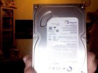 seagate 500gb hard drive working