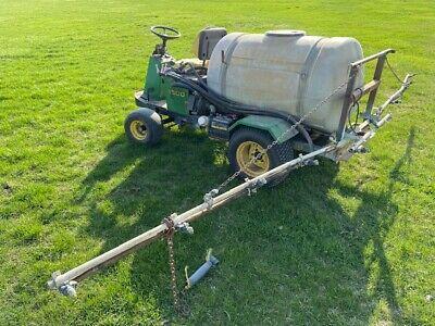 John Deere Jd Model 1500 Self Propeled 150 Gallon Sprayer W 200 Booms