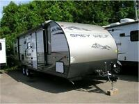 2015 GREYWOLF 28BH- LAST 1-EASY FINANCING-EASY TRADE $22995