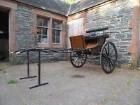 Bennington Single Horse / Pony Carriage
