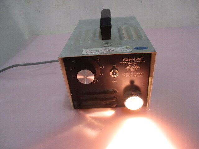 Fiber-Lite Dolan-Jenner Industries Series 180, High Intensity Illuminator.423093