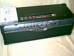 Line 6 Spider II Guitar Head 75 watts, w/6 effects