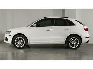 2016 Audi Q3 komfort  $23000 plus other fees OFF LEASE