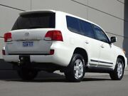 2015 Toyota Landcruiser VDJ200R MY13 Sahara White 6 Speed Sports Automatic Wagon Maddington Gosnells Area Preview