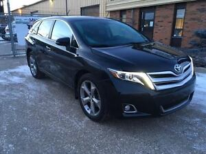 2014 Toyota Venza Limited AWD NAV/leather/Panoramic Roof NO PST