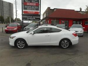 2009 HONDA ACCORD WITH LOW KM'S **FINANCING AVAILABLE**