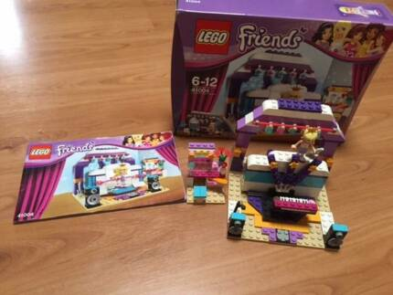 Lego Friends 3061 Cafe Including Box Instructions Lego Friends