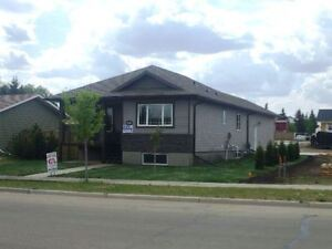 New 1236 sq ft 4 Bdrm - Camrose - With Fully Finished Basement