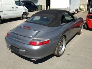 2003 Porsche 911 Carrera 4 Convertible for parts