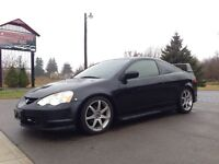 2002 Acura RSX LOADED! SHARP! CERTIFIED & ETESTED! $2999+taxes
